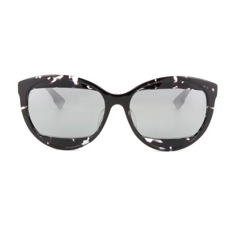 Dior // Women's Diormania1 Sunglasses // Gray Havana