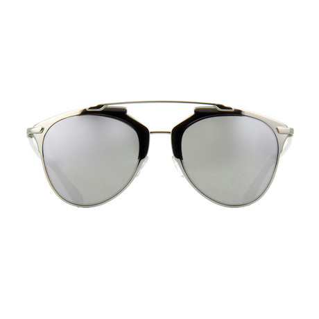 Dior // Women's Dior Reflected Sunglasses // Silver Mirror