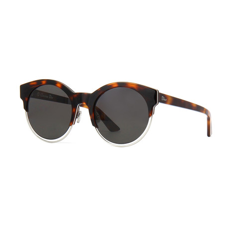Dior // Women's Dior Sideral Sunglasses // Tortoise + Silver