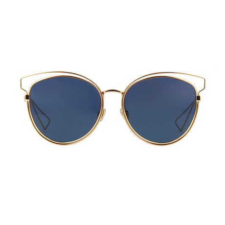 Dior // Women's Dior Sideral2 Sunglasses // Rose Gold