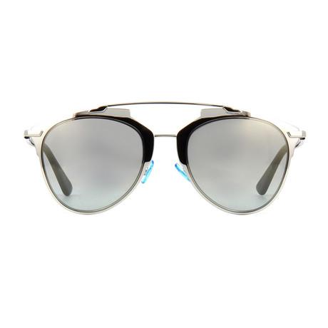 Dior // Women's Dior Reflected Sunglasses // Silver