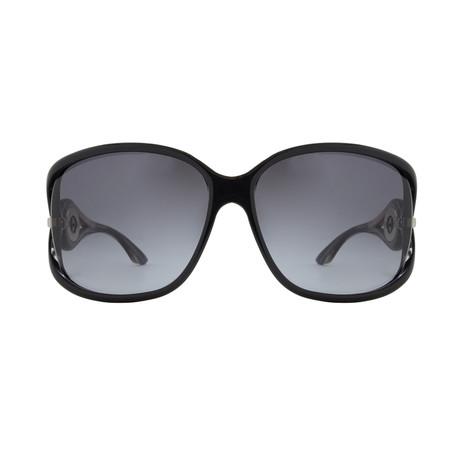 Christian Dior Women's Volute 2 Sunglasses // Shiny Black + Gray