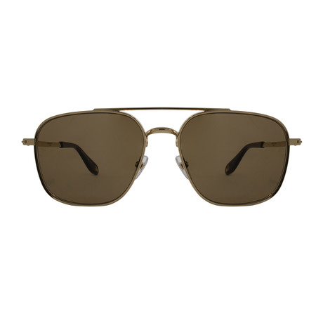 Givenchy Men's Gold Aviator // Gold