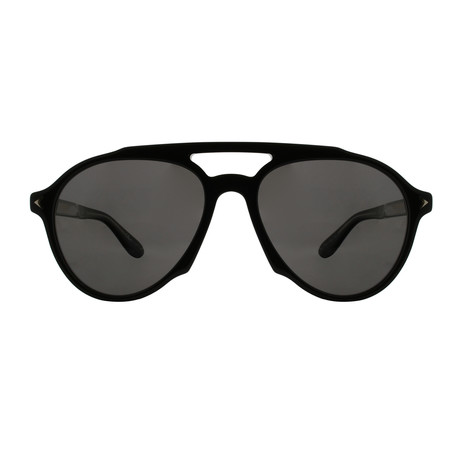 Givenchy Men's Black Aviator // Black