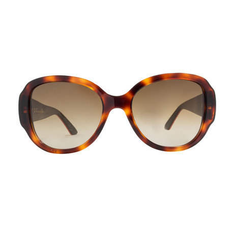 Dior // Women's Lady In Dior 1 Sunglasses // Havana