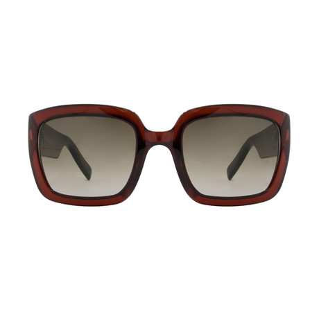 Dior // Women's My Dior1 Sunglasses // Orange