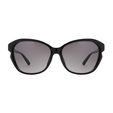 Christian Dior Women's Simply Dior Sunglasses // Shiny Black