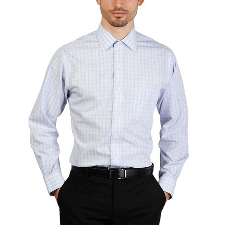 Roland Slim Fit Shirt // Blue (S)