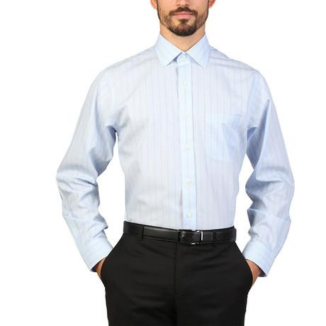 Leif Slim Fit Shirt // Blue (S)
