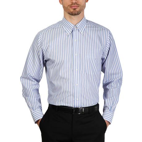 Rubin Slim Fit Shirt // Blue (S)