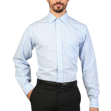 Devon Slim Fit Shirt // Blue (S)
