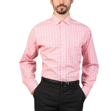 Jackson Slim Fit Shirt // Pink (S)