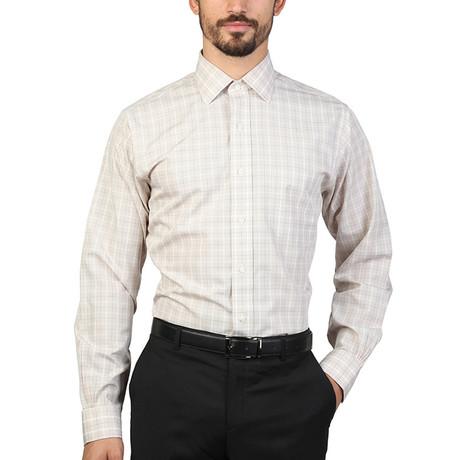 Roderick Slim Fit Shirt // White (S)