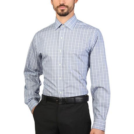 Courtney Slim Fit Shirt // Blue (XL)