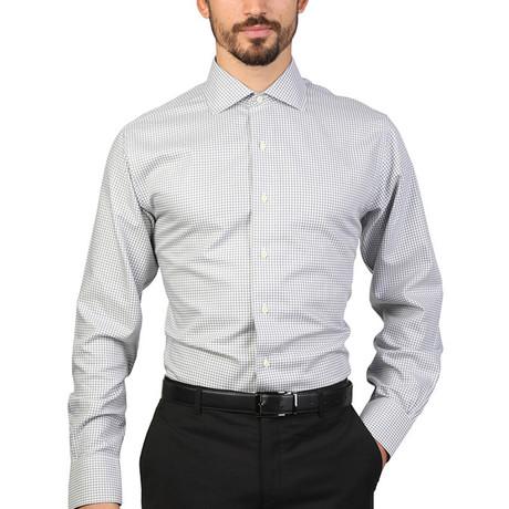Lon Slim Fit Shirt // Grey (S)