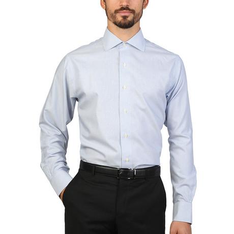 Grant Slim Fit Shirt // Blue (S)