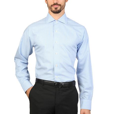 Roosevelt Slim Fit Shirt // Blue (S)