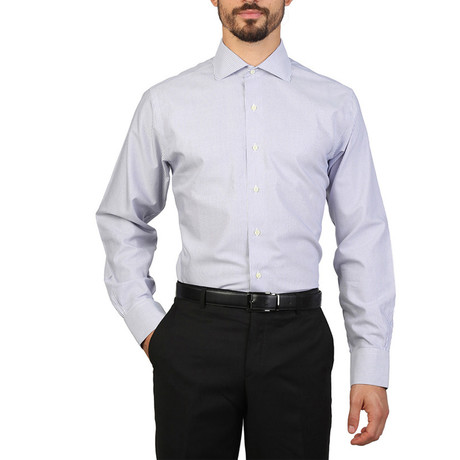Rolf Slim Fit Shirt // Blue (S)