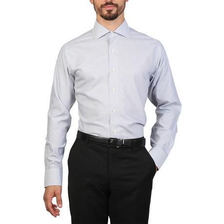 Vernon Slim Fit Shirt // Grey (S)