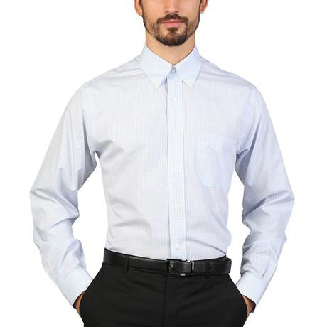 Silas Slim Fit Shirt // Blue (S)