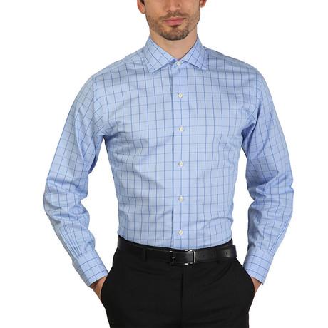 Elijah Slim Fit Shirt // Blue (S)