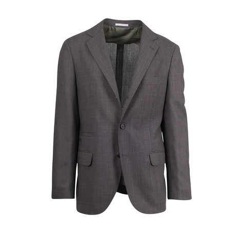Wool Sport Coat I // Brown (Euro: 44)