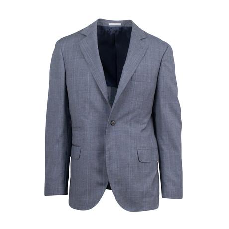 Wool Sport Coat // Blue (Euro: 44)
