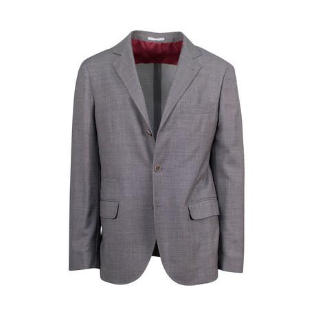 Wool Sport Coat II // Brown (Euro: 44)
