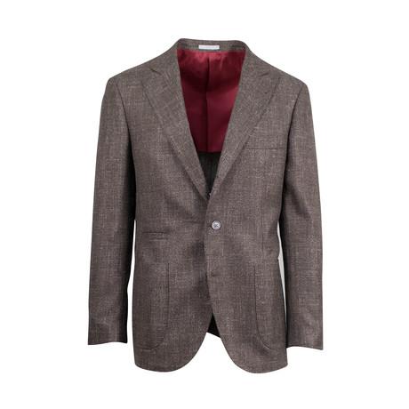 Wool Sport Coat // Brown (Euro: 44)