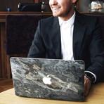 "Black Stone // MacBook Cover (MacBook Pro 13"" // Touchbar)"