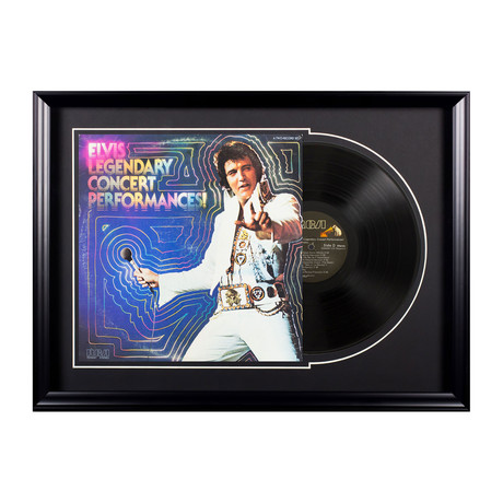 Elvis Presley // Legendary Concert Performances