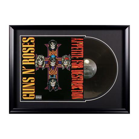 Guns N' Roses // Appetite For Destruction