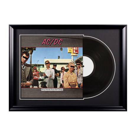 AC/DC // Dirty Deeds Done Dirt Cheap