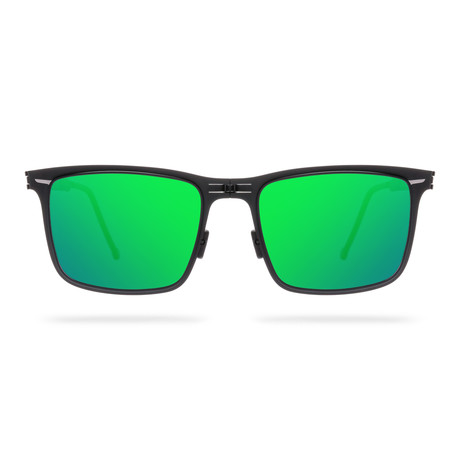 Echo // Black + Emerald