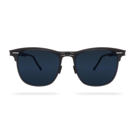Jett // Black + Navy Blue