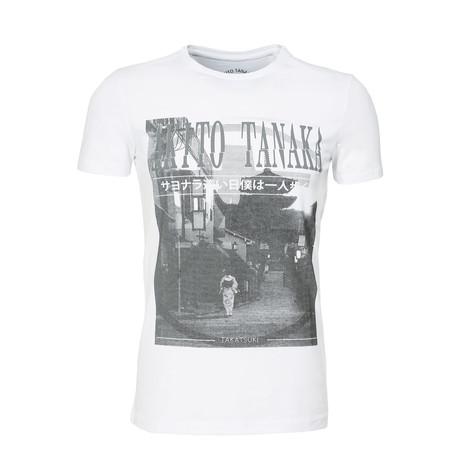 Tanaka T-Shirt Geisha Area // White (S)