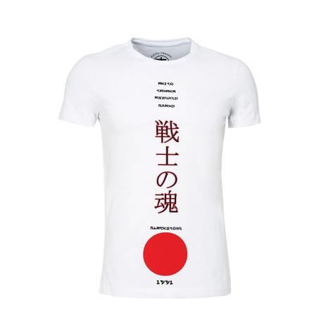 Legend T-Shirt // White (S)