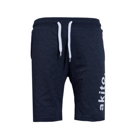 Mariko Shorts // Navy (S)