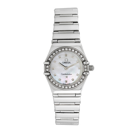Omega Ladies Constellation Quartz // 14657100 // Pre-Owned