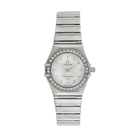 Omega Ladies Constellation Quartz // 1466.71 // Pre-Owned