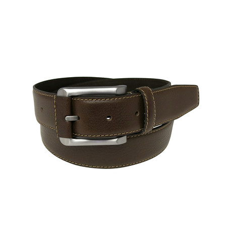 Abraham Belt // Brown (32)