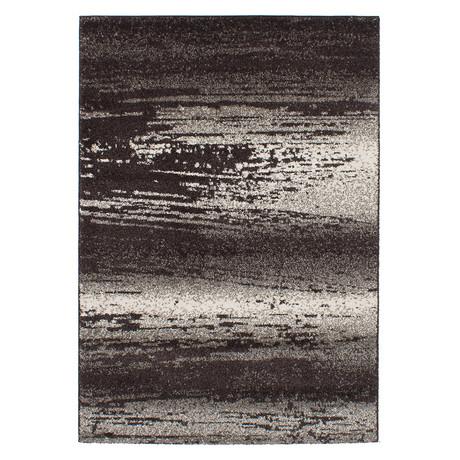 La Morocco Shag // Dark Brown + Dark Grey