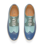 Cristobal Shoe // Blue (Euro: 38)