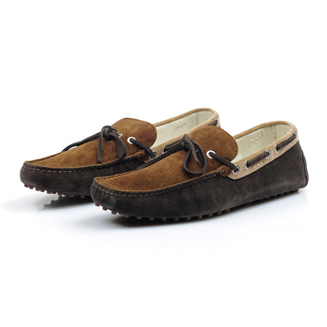 Rodger Shoe // Brown
