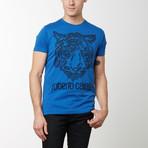 Sicuro T-Shirt // Cornflower Blue (S)