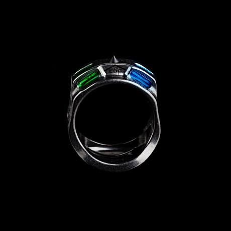 Pioneer P1 Titanium Tactical Ring