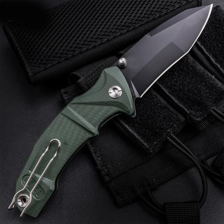 Cusco Fold Blade // Black Stonewashed