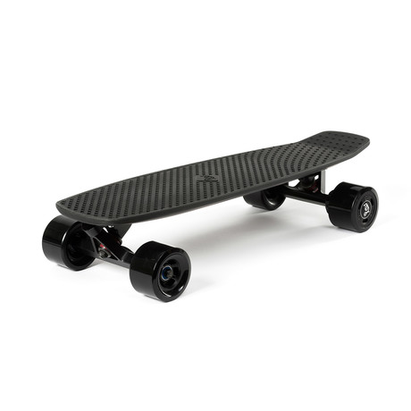 LOU 2.0 Electric Skateboard // Black