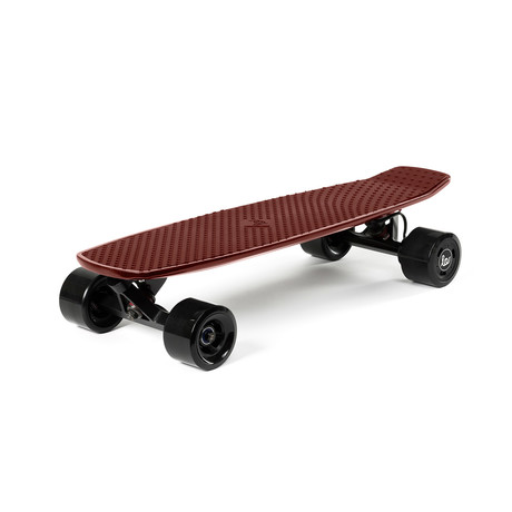 LOU 2.0 Electric Skateboard // Red