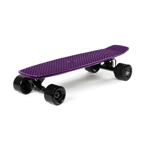 LOU 2.0 Electric Skateboard // Violet